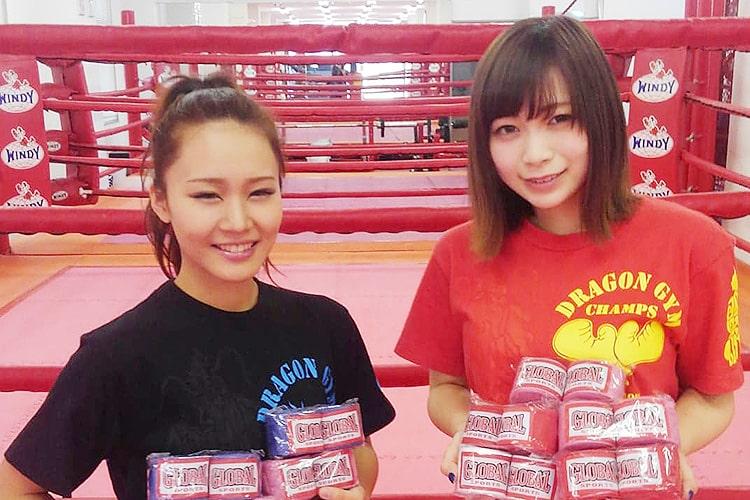 仙台のムエタイ・キックボクシング ドラゴンジムの初心者コース