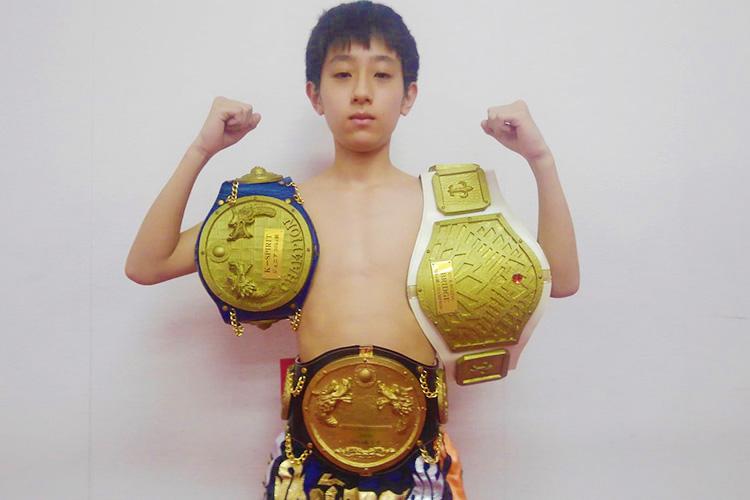 ムエタイ・キックボクシングのチャンピオン