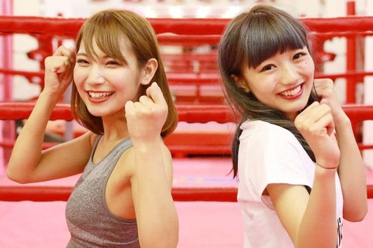 仙台のムエタイ・キックボクシング ドラゴンジムの無料体験コース